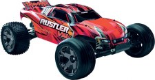 Traxxas 1/10 Rustler VXL Brushless Stadium Trck 2WD Ready to Run