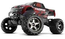 Traxxas 1/10 Stampede VXL Brushless Monster Truck 4x4 Ready to Run