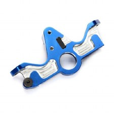 Alum Motor Mount,Blue: SLH 4x4