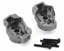 Portal drive axle mount, rear,