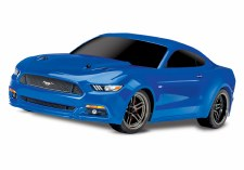 Traxxas 4-Tec 2.0 1/10 Touring Car Ready to Run with Ford Mustang GT Body (Blue)