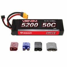 DRIVE 50C 3S 5200mAh 11.1V LiP