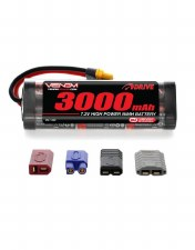 Venom 7.2V 3000mah 6 Cell Nimh Stick Pack