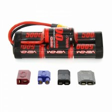 Venom 8.4V 5000mah 7 Cell Nimh Hump Battery Pack