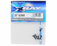 XRAY M3x8 Aluminum Hex Screws (6)