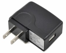 PS501 100-240V AC to 5V DC USB