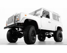 RC4WD Gelande II Scale Truck Kit with Defender D90 2 Door Body
