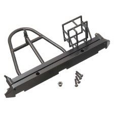 Swing Away Tire Carrier w/Fuel