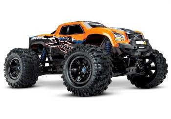 Traxxas X-Maxx 8S 4WD Brushless Ready to Run Monster Truck (Orange)