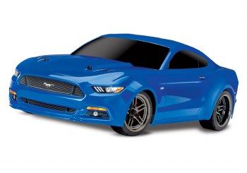 Traxxas Ford Mustang GT: 1/10