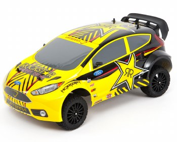 Vaterra 1/10 Ford Fiesta Rally Cross 4WD Ready to Run