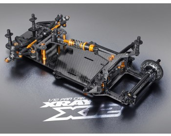 XRAY X12 2016 Link Spec 1/12 Pan Car Kit - XRA370005