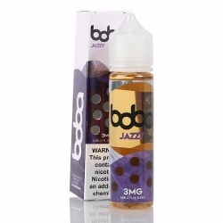 Jazzy Boba 60ml 0mg