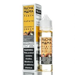 Peach Papaya Coconut 60ml 0mg