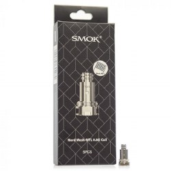 Nord Coil Mesh Mtl 0.8ohm