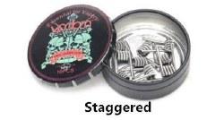 Vpdam Stapled Staggered Coils