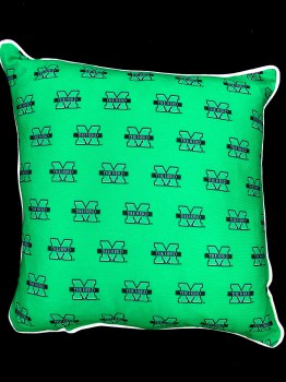 "Marshall Spirit Pillow 14"" x 14"""