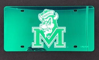 Marshall Vault License Plate