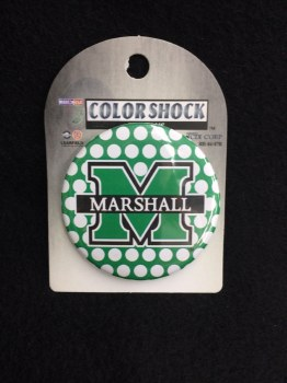 Marshall Polka Dot Button