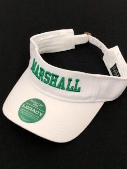 Marshall Visor- White