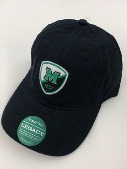 Patch Hat- Black