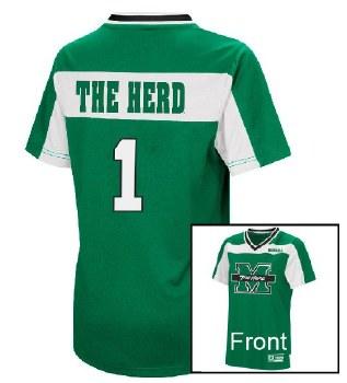 Women's Football Jersey-XL