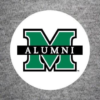 M/Alumni Button