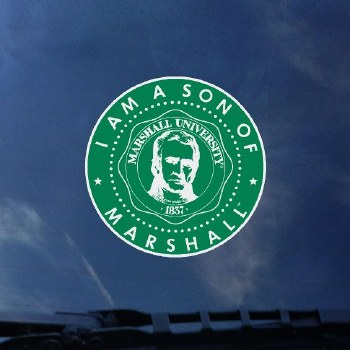 Son of Marshall Decal