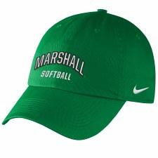 Nike Marshall Softball Hat-Kelly