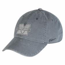 Nike H86 Pigment Dye Hat- Grey