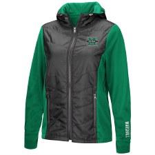 Moguls Full Zip Ladies Jacket- S