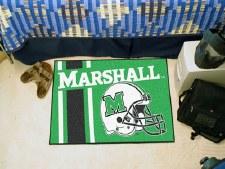 Football Helmet Floor Mat