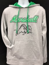 First and Goal Vault Hoody- S