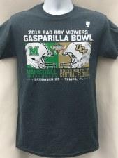 Gasparilla Bowl Youth Short Sleeve Tee- YS