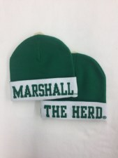 Cuffed Beanie with The Herd and Marshall