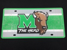 M/Marco/The Herd License Plate