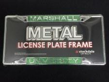 Marshall University Glitter Frame