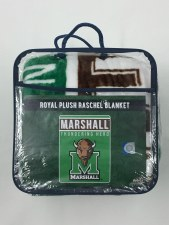 Marshall Royal Plush Raschel Blanket