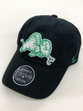 Young Thundering Herd Hat-Black
