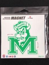 Classic Marco- Vault 6 x 6 Magnet