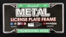 Marshall Vault License Frame