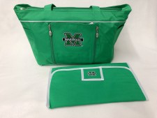 Marshall Diaper Bag with Changing Pad