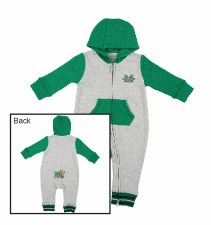 Axel Hooded Romper