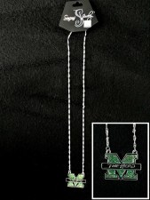 M/The Herd Crystal Necklace