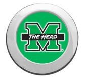 M/The Herd Round Magnet