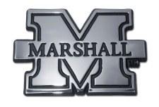 M/Marshall Chrome Auto Emblem-Black