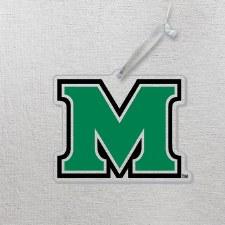 M Logo Ornament