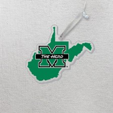 M/The Herd State Shape Ornament