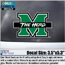 M/The Herd Decal