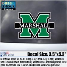 M/Marshall Decal